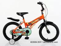 Sepeda Anak TOM AND JERRY OCEAN RACING BOY