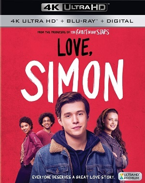 Filme Com Amor, Simon 4K Ultra HD 2018 Torrent