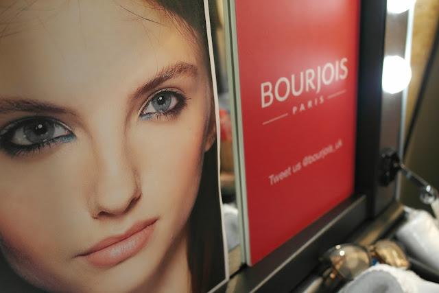 london fashion week bourjois