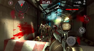game zombie Android terbaik