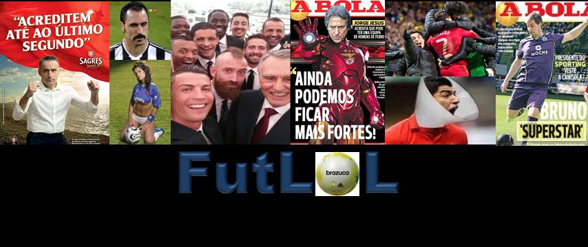 futLOL - um blog mau para mau futebol