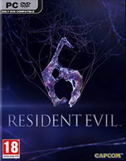 Resident Evil 6 PC Torrent