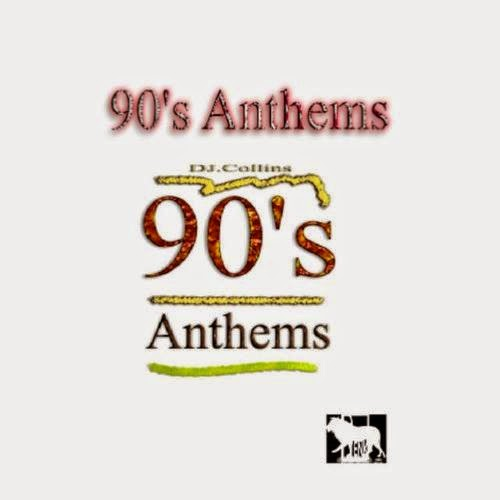 Poster VA 90s Anthems - WEB 2014