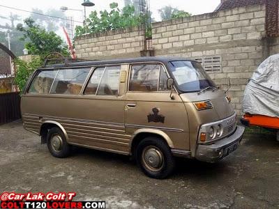 Minibus Era 80'an