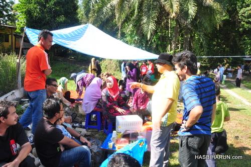 Family Day keluarga Hj Harun drp Hasbi dan Adibah premium beautiful top agent