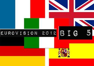 Eurovision 2012, Big 5