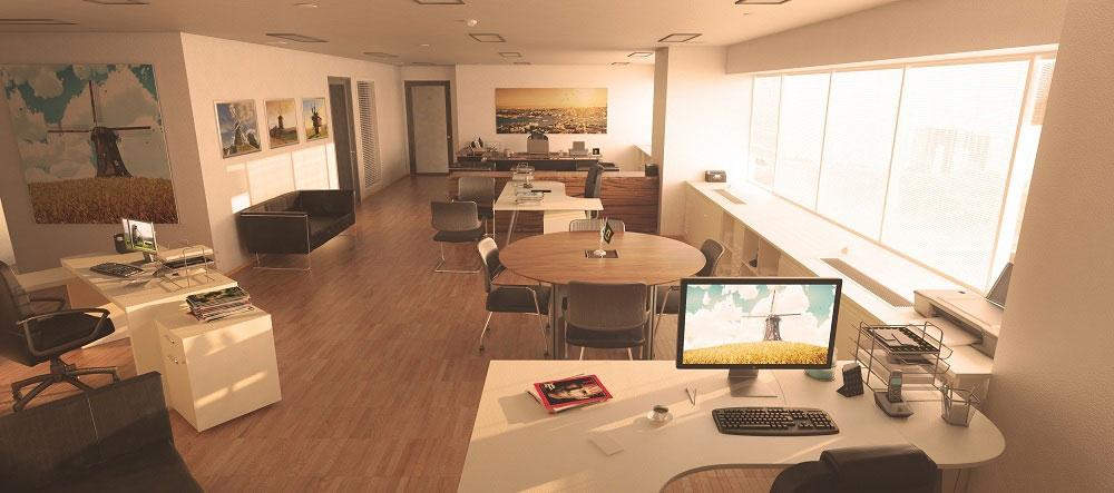 İzmir'de Ofisler