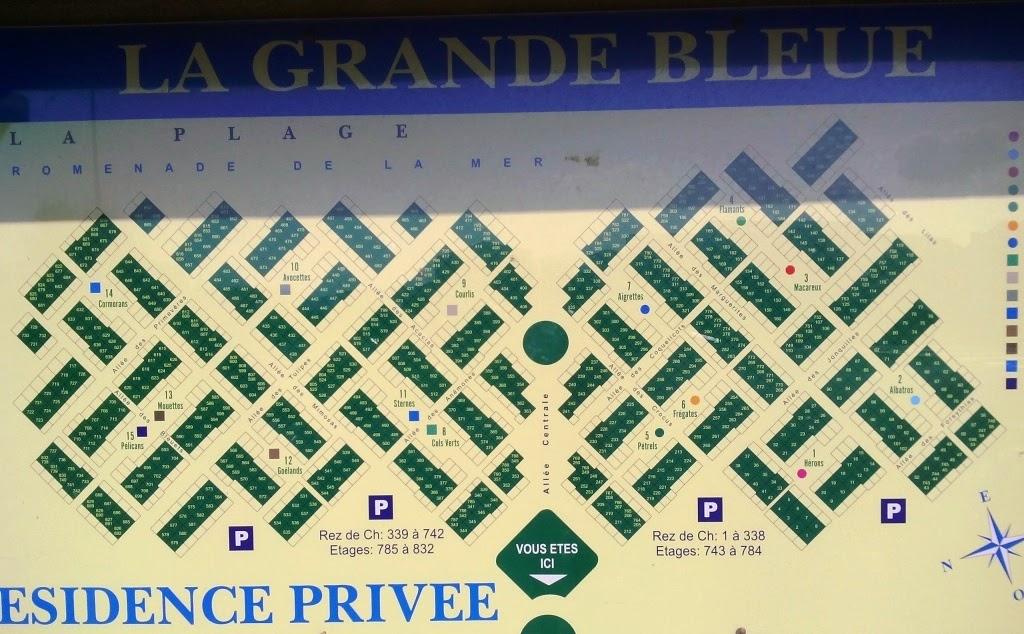 Maisonnette port leucate - Residence la grande bleue port leucate ...
