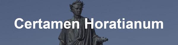 _____Certame Horatianum_____