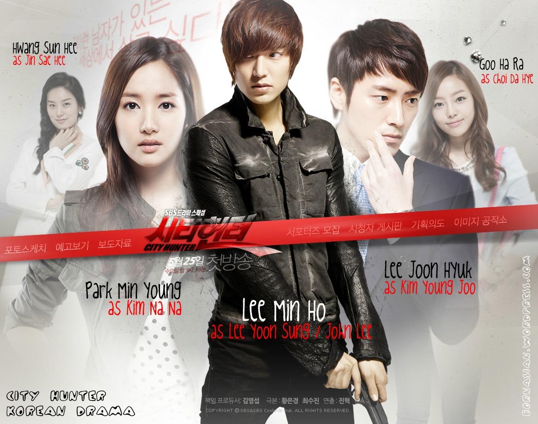 City Hunter - Sinopsis dan Review Korean Drama City Hunter