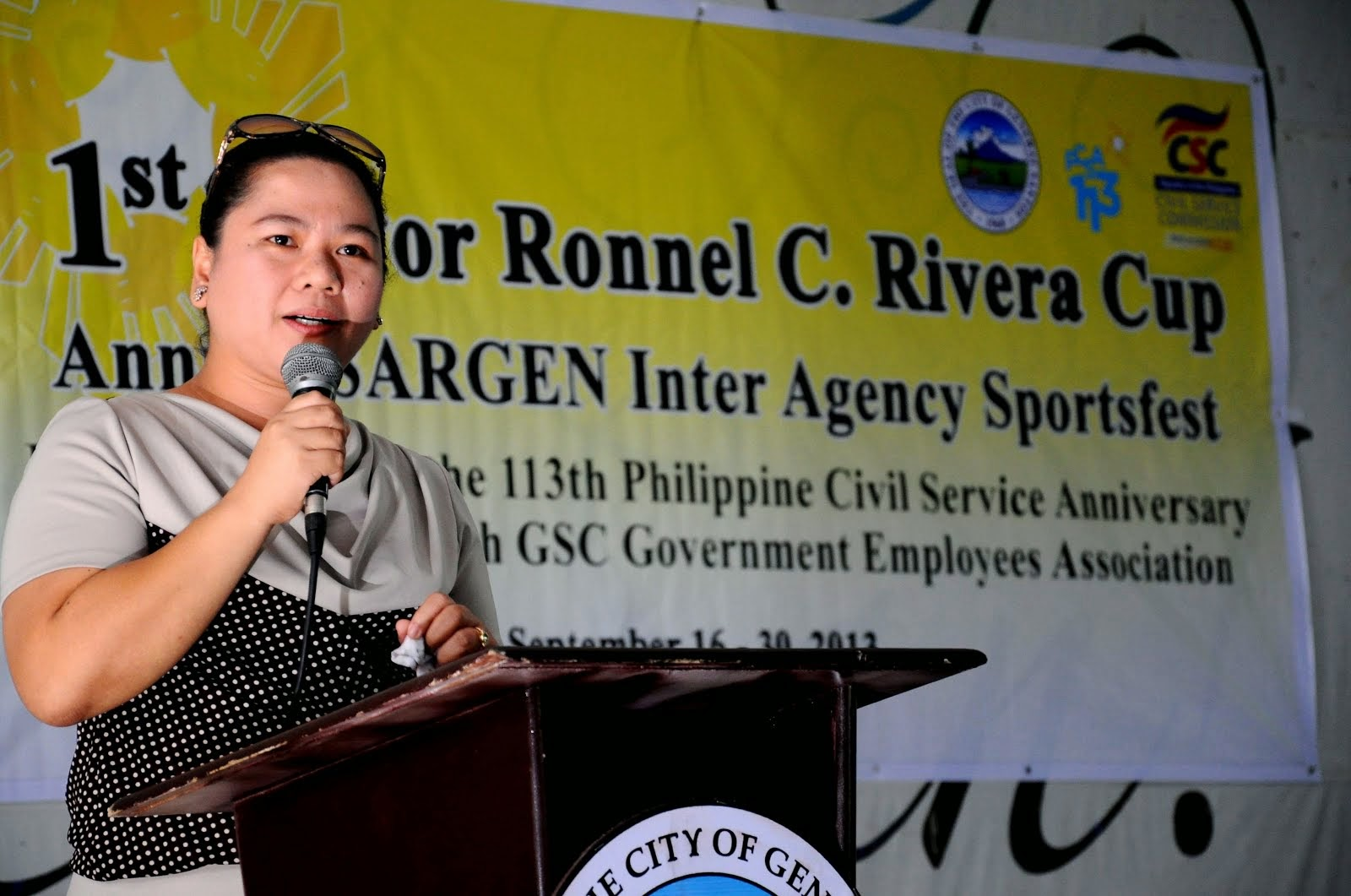 Vice Mayor Shirlyn Nograles