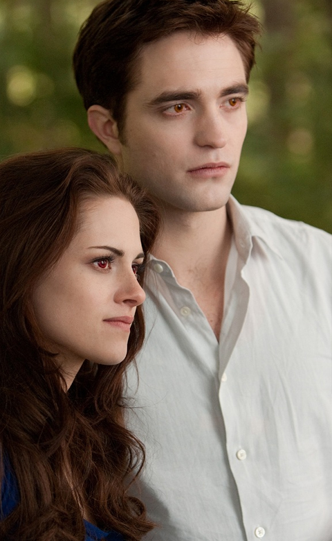 Bella et Edward, Twilight Breaking Dawn Part.2