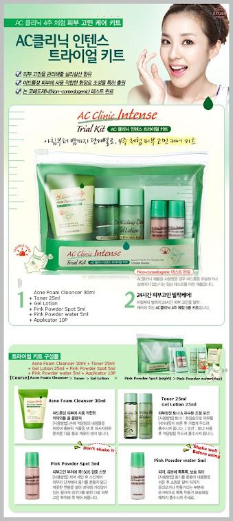 Korean skincare menghilangkan bekas jerawat