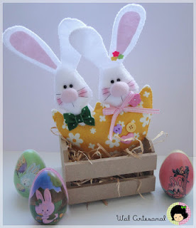 Matching patterns bunny patterns toy patterns felt easter easter diy