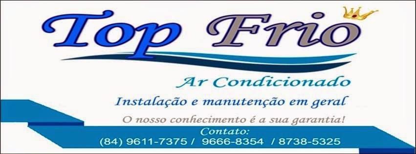 TOP FRIO AR CONDICIONADO - INSTALAÇÃO E MANUTENÇÃO EM GERAL