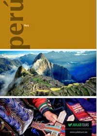 Julia Tours Catalogo de viajes Perú