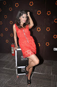 Actress Anukruti Hot Photos Gallery in Red-thumbnail-9
