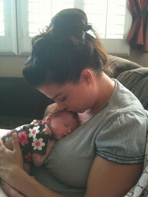 Michelle Mccool Baby Candice Michelle With ...
