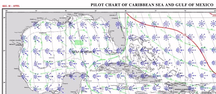 Dick and libby s tarwathie cruising log pilot chart admiration