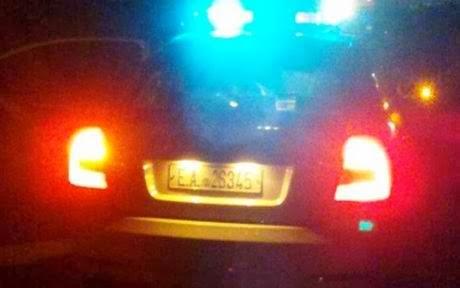 Νταλίκα συγκρούστηκε με 3 Ι,Χ στην Αθηνών - Λαμίας