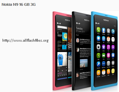 Nokia N9 RM-696 Latest Firmware Free Download