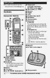 PANASONIC KX-TG6541 USER MANUAL