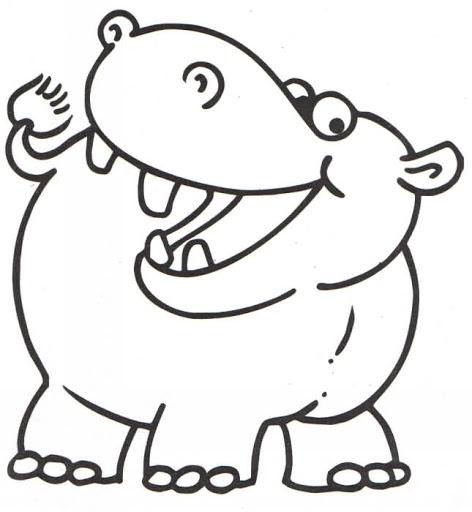 Dibujos y Plantillas para imprimir: Dibujos de animales para imprimir