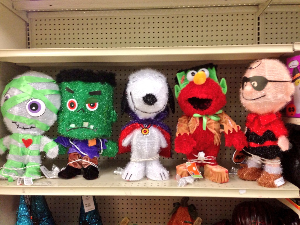 photo report halloween finds at big lots and hallmark - Hallmark Halloween Decorations