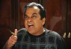 Telugu comedian Brahmanadam