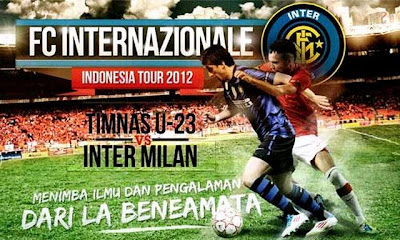 Video Indonesia Selection vs Inter Milan (0-3)