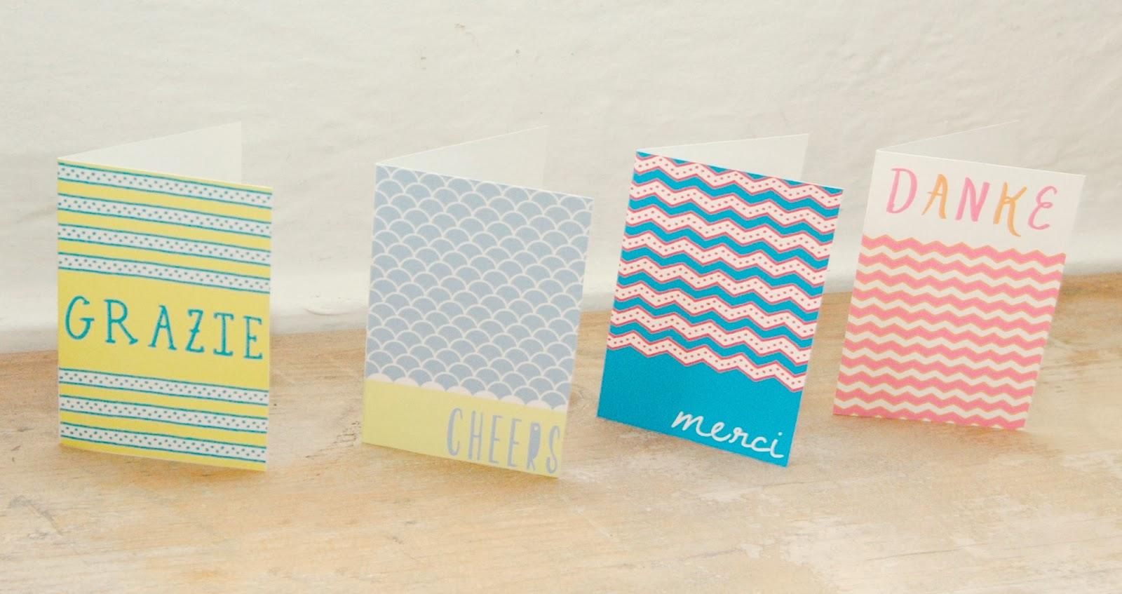 #free #printable #cards #thankyou #thankyou #fold #print #card #design #handdrawn