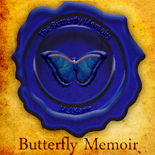 The Butterfly Memoirs Seal