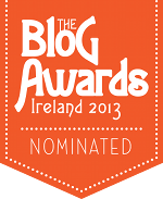 Blog Awards '13