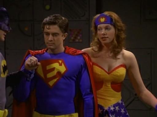 That '70s Show - Super Friends (5x05) Ramble On   What ... Ashton Kutcher And Mila Kunis
