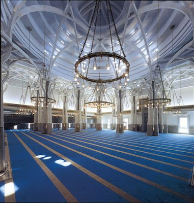masjid agung roma01 Keindahan Masjid Di Negri Non Muslim