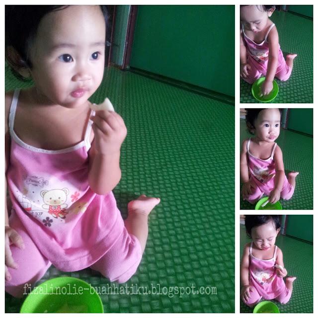 buah untuk bayi, buah sesuai untuk bayi, kesan bayi makan buah, jenis buah untuk bayi,
