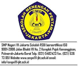 SMP NEGERI 111 JAKARTA