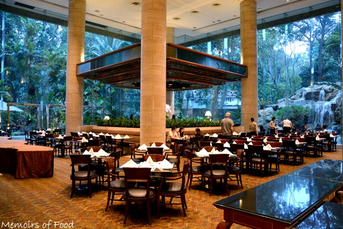 Sheraton Towers Singapores The Dining Room Might Have Just Right Menu With Their New Taste Of World Series