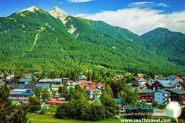 المعالم السياحية في سيفيلد النمسا
