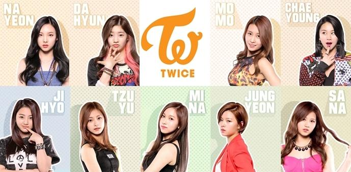 like all kpop: TWICE PROFIL