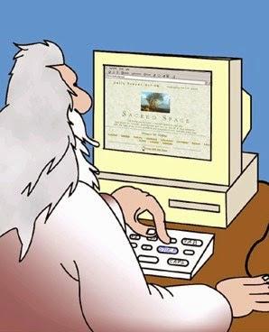 Dios en su computadora