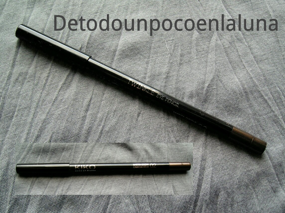 twinkle eye pencil kiko 2