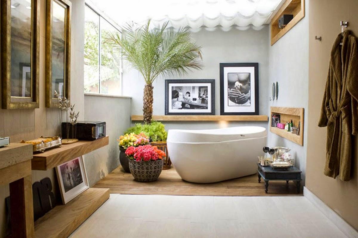 Phòng tắm sang trọng với thiết bị vệ sinh cotto