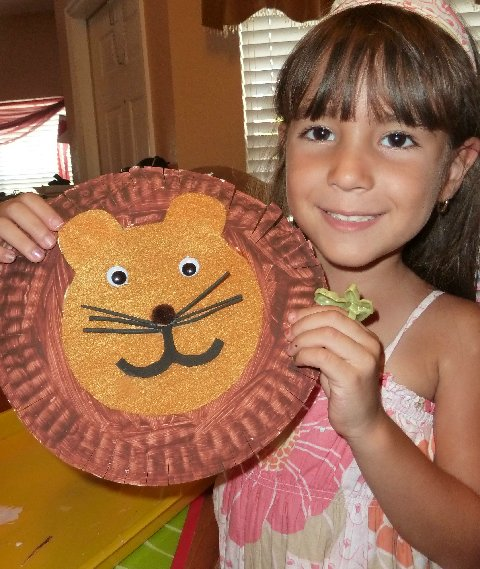 Family Fun!: fun paper plate animals to do with your kids! they can ...