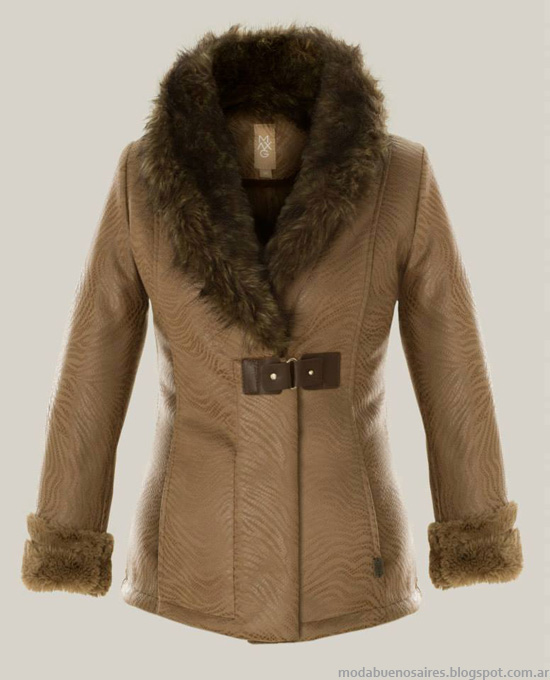 Chatelet invierno 2014 moda abrigos 2014.