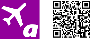 airtravel Windows app- QR code