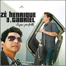 cd - Zé Henrique e Gabriel - Lugar Perfeito