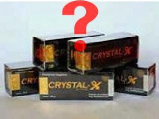 Harga Crystal X
