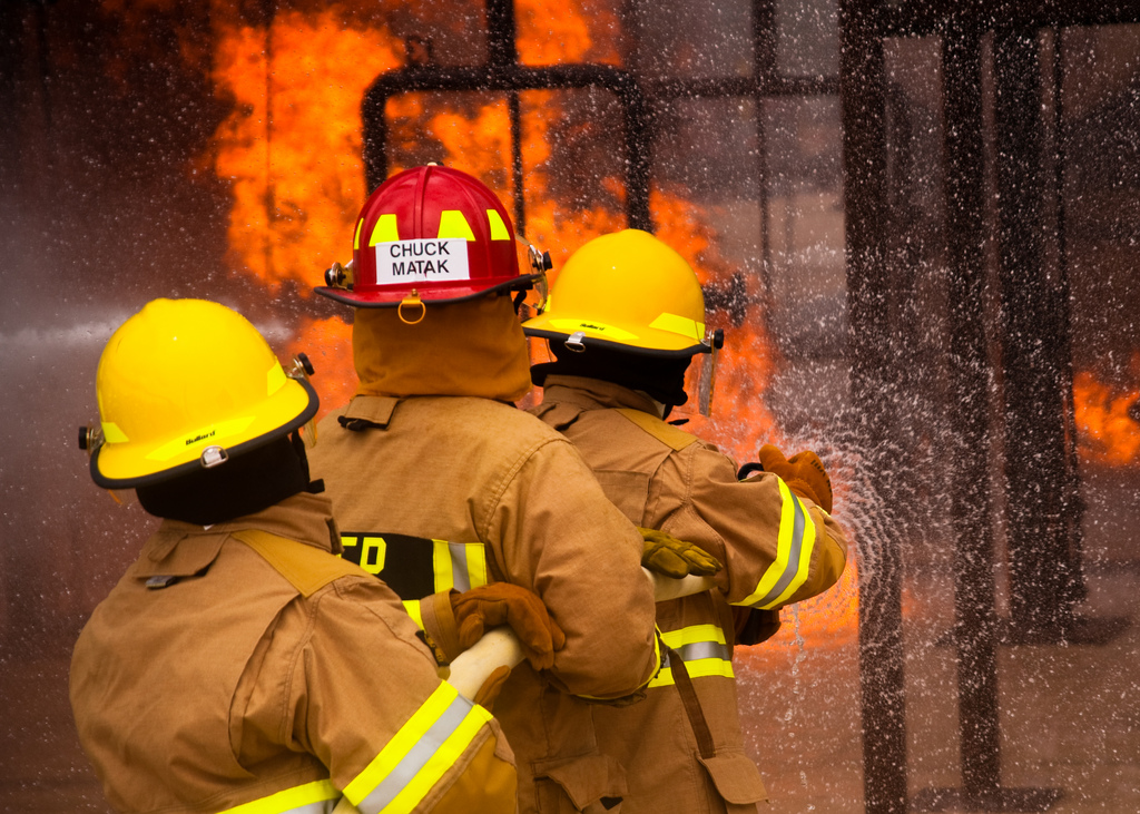 firefighter safety 15092004 standards fire safety is addressed in specific osha standards for recordkeeping, general industry, shipyard employment, marine terminals, longshoring.