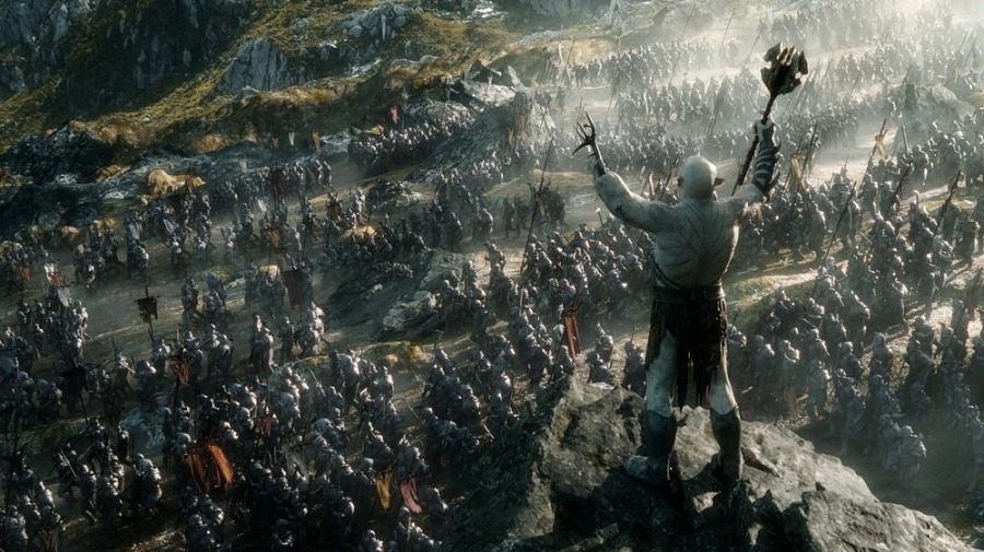 Filme The Hobbit: The Battle of the Five Armies Extended Version Torrent